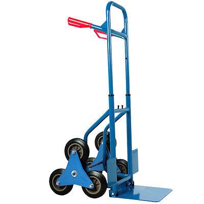 Treppenkarre Sackkarre 200kg Transportkarre Treppensteiger Stapelkarre Karre