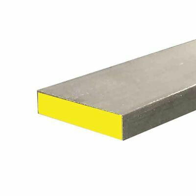 316 Stainless Steel Rectangle Bar 58 X 1 X 18