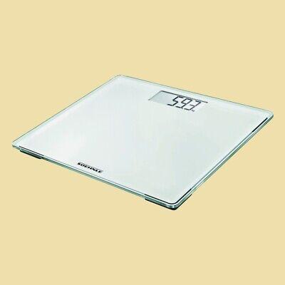 Soehnle digitale Glas-Personenwaage 63851 Style Sense Compact 200 - weiss