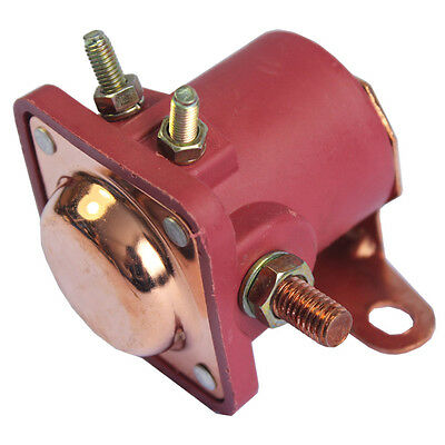 New Red Solenoid Relay 12V Heavy Duty for Ford Starter Car Truck   SW3   SNL135