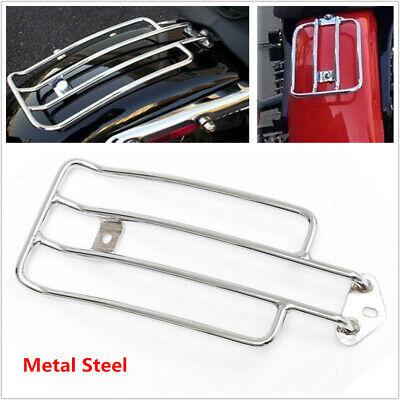 1PC Motorcycle Solo Seat Rear Fender Luggage Rack Fit For Yamaha Kawasaki Suzuki