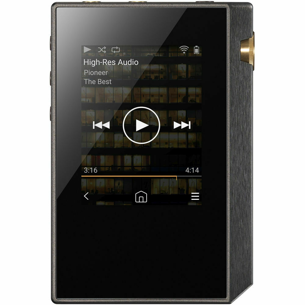 Pioneer Hi-Res Digital Audio Player, Black XDP-30R