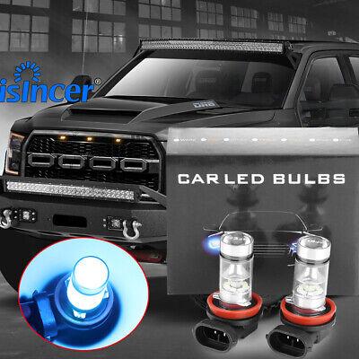 2x H11 LED ICE BLUE Samsung 2323 Projector Fog Light Bulbs For Toyota RAV4 2009](Led Ice Cube Lights Wholesale)
