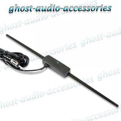 Soporte Cristal Interno Radio Amplificador Activo Antena de Coche para Subaru