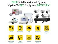 CCTV, Alarms, Access Control & Fire Detection