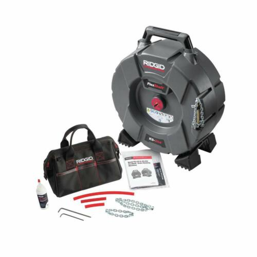 RIDGID FlexShaft Machine, K9-204 64273 Drain Cleaner