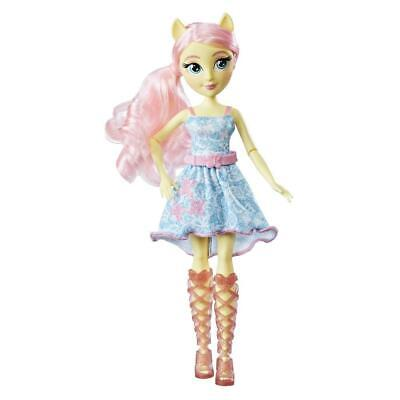 My Little Pony As Girls (My Little Pony Equestria Girls Fluttershy Classic Style)