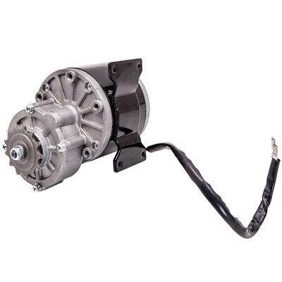 24v 350w Dc Electric Motor For Skateboard Minibike E-atv Bike Reversible
