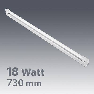 18W T5 Fluorescent Linkable Under Kitchen Cupboard Cabinet Strip Light Lighting