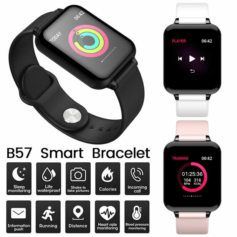 b57 sport smart watch health monitor heart