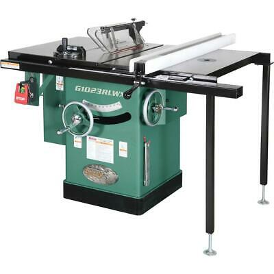 Grizzly G1023rlwx 10 5 Hp 240v Cabinet Table Saw With Built-in Router Table