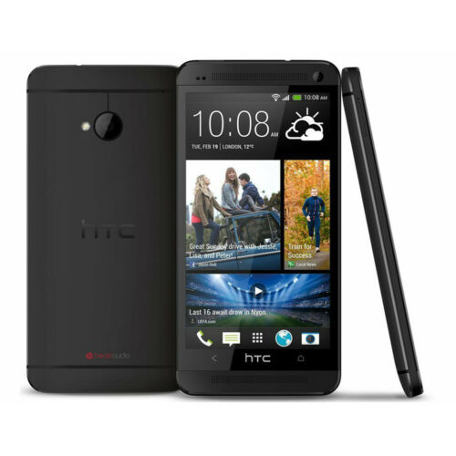 4.7'' HTC One M7 Android Smart Phone Factory Unlocked 32GB M