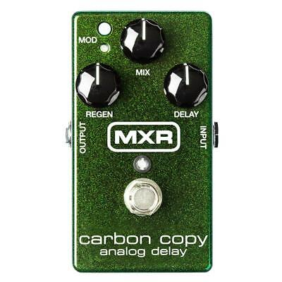 MXR M169 Carbon Copy Analog Delay 600ms