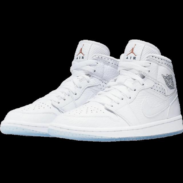 Air Jordan White