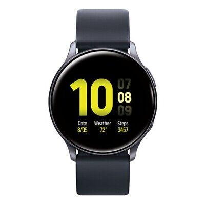 Samsung Galaxy Watch Active 2 Aluminum 44mm SM-R820 (Ver. Internacional) - Negro