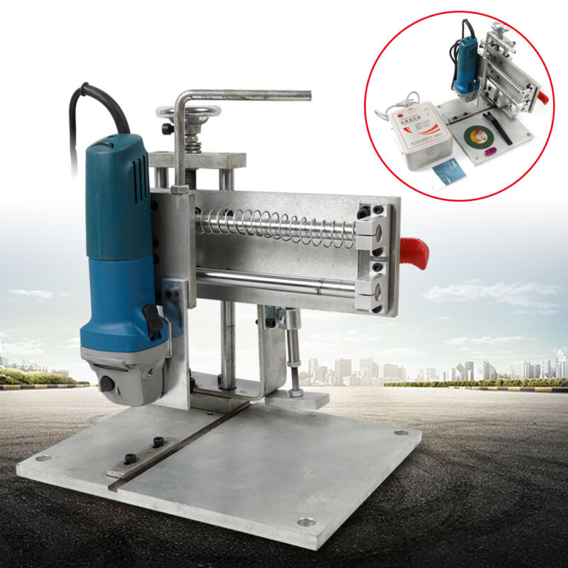 Electric Slot Cutting Machine Metal Channel Letters Cutter Slotter+Transformer