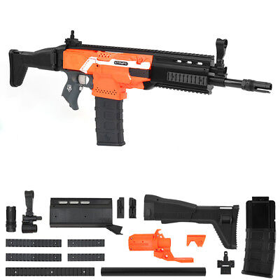 Worker MOD F10555 FN Scar Imitation Kit 3D Printing for Nerf STRYFE Modify Toy