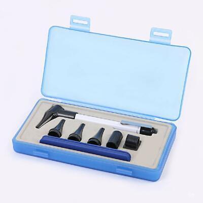 Slimline Stainless Led Pocket Otoscope True View Full Spectrum Led Pocket Clip