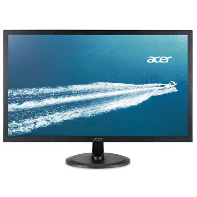 "Acer 20.7"" Widescreen Monitor 5ms 16:9 60hz Full HD(1920 x 1080)"
