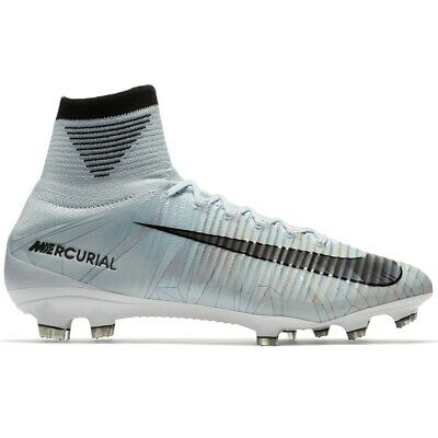 Nike Mercurial Superfly V CR7 FG Soccer Cleat Diamond Electricity Size Men's 9.5