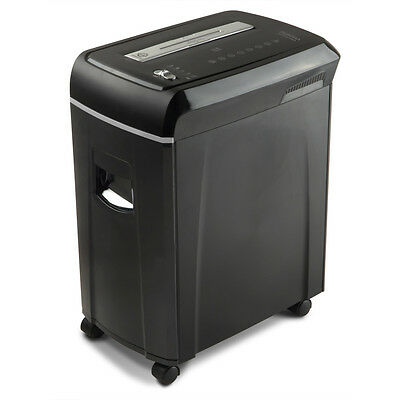 Aurora Au1020ma High-security 10-sheet Micro-cut Paper Cd And Credit Card Shred