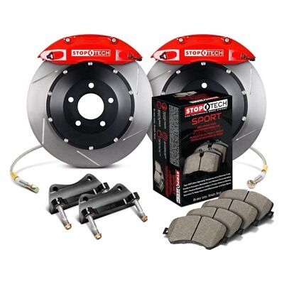 For Acura NSX 91-05 StopTech Performance Slotted Front Big Brake Kit