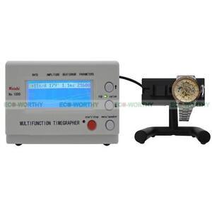 Nr.1000 Zeitwaagen Watch Uhren Timegrapher Tester Timing Test Zeitwaage Tool