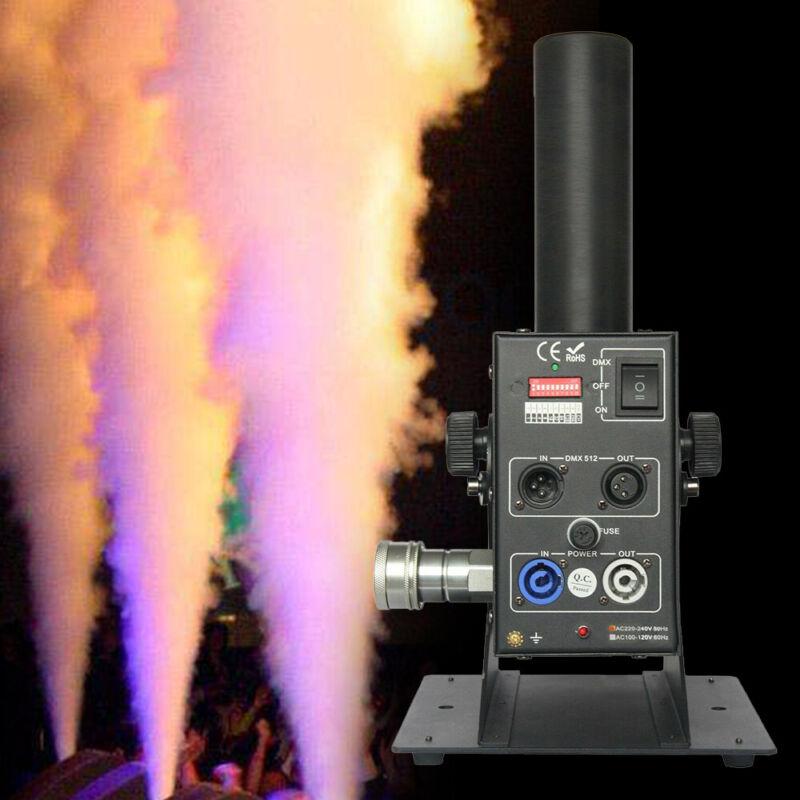 Cannon CO2 Jet Machine Kit Air Column Smoke DMX for Stage Show Party DJ Wedding
