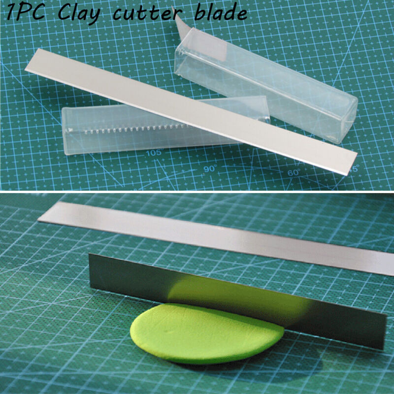 Fabric Ceramic Tools Clay Cutter Blade Fimo Slicer Polymer S