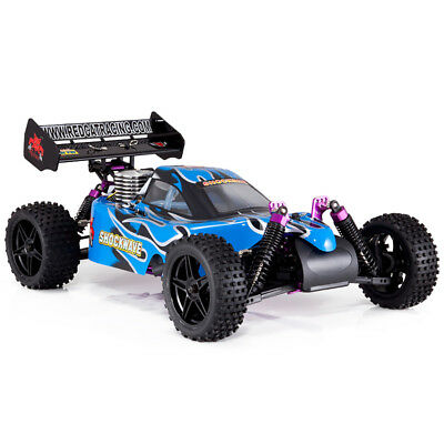 Redcat Racing Shockwave 1/10 Scale Nitro Engine 4x4 RC Remote Control Buggy