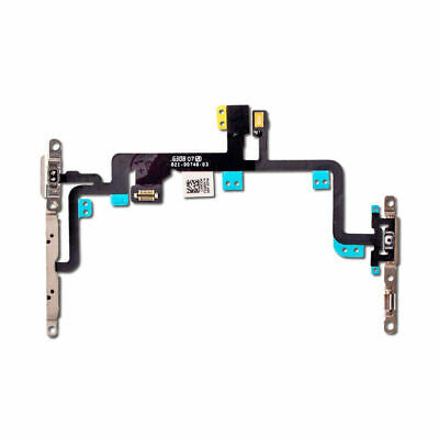 OEM Power On Off Volume Mute Button Flex Cable for Apple iPhone 7 Plus 5.5'' Off Power Button