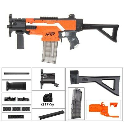 Worker4Nerf Kriss Vector Imitation Kit for Nerf N-Strike Strafe Blaster