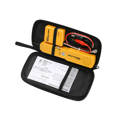 Rj11 Tone Line Finder Network Wire Tracker Network Tool For Telephone