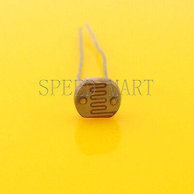 Photoresistor Ldr Cds 5mm Light-dependent Resistor Sensor Gl5537 Arduino
