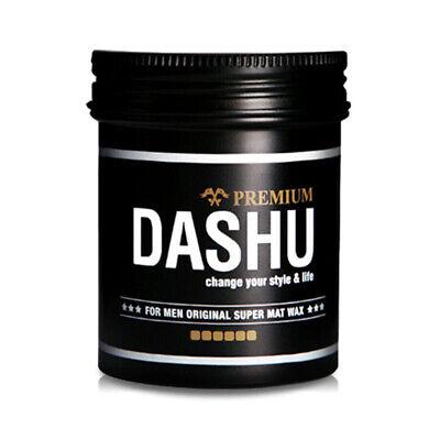 Dashu for Men Original Premium Super Mat Hair Wax 100ml