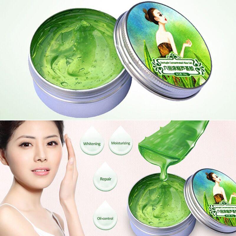 Aloe Vera Gel 100% Pure Natural Organic Skin Care Face Body