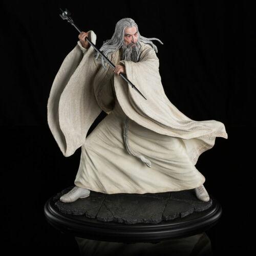 Weta Workshop The Hobbit Saruman the White at Dol Guldur Statue SEALED