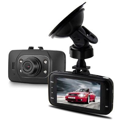 "Automotive 1080p HD DVR Digital Video 2.7"" LCD Display Dashcam w/ Night Vision"