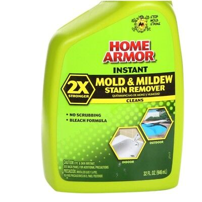 32 Ounce Mildew Remover (Mold Mildew Stain Remover Bleach Formula Multisurface Home)