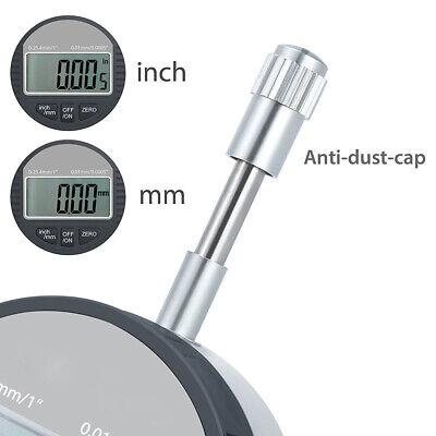 0.01mm0.0005 Digital Dial Indicator Dti Range 0- 25.4mm 1 Electronic Gauge