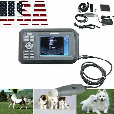 Portable Ultrasound Scanner Machine Handscan For Animal Health Veterinarycase