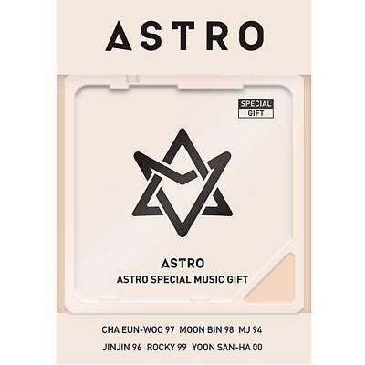 ASTRO 2018 Astro Special Single Album Kihno Ver Kit+Sleeve+PhotoCard Sealed