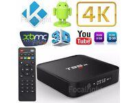 KODI XBMC T95m S905 Android 5.1 Quad Core 4K TV Box Media Streams