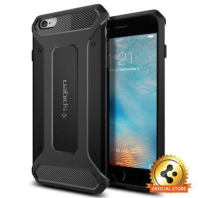 Spigen® Apple iPhone 6S Plus / 6 Plus [Rugged Armor] Shockproof Case TPU Cover