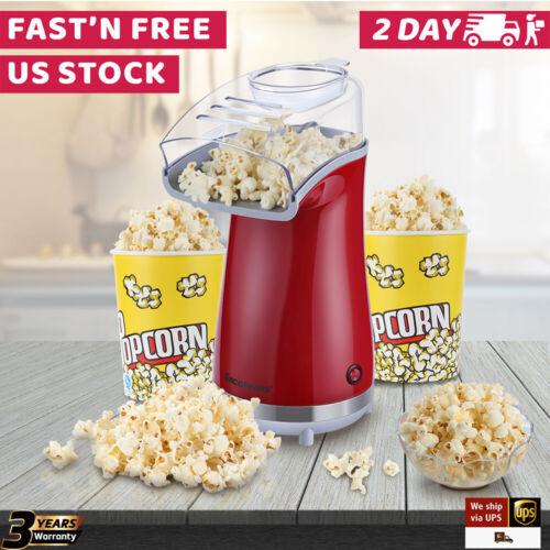 16 cup home air pop popcorn machine