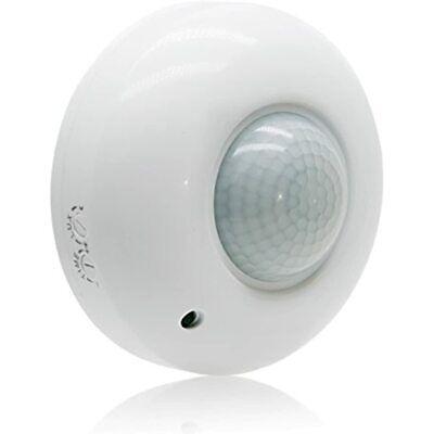360 Degree Ceiling Mount Occupancy Sensor, 110-240V PIR Motion Switch, High M)