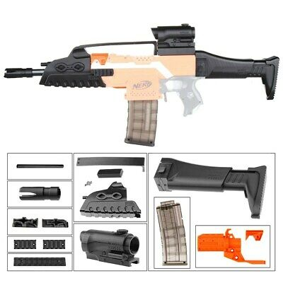 Worker4Nerf XM8 Imitation Mod Kit for Nerf Stryfe and Worker Swordfish Blaster