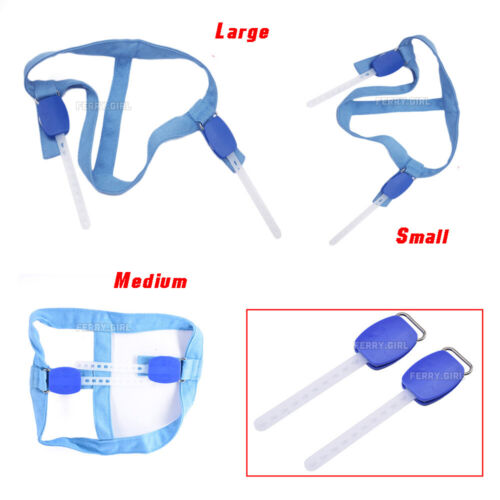 Dental Orthodontic High - Pull Headgear With Safety Modules 3sizes choose