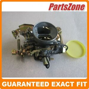 New Carburetor fit for NISSAN L18 VIOLET/BLUEBIRD/DATSUN PICK UP Manual choke