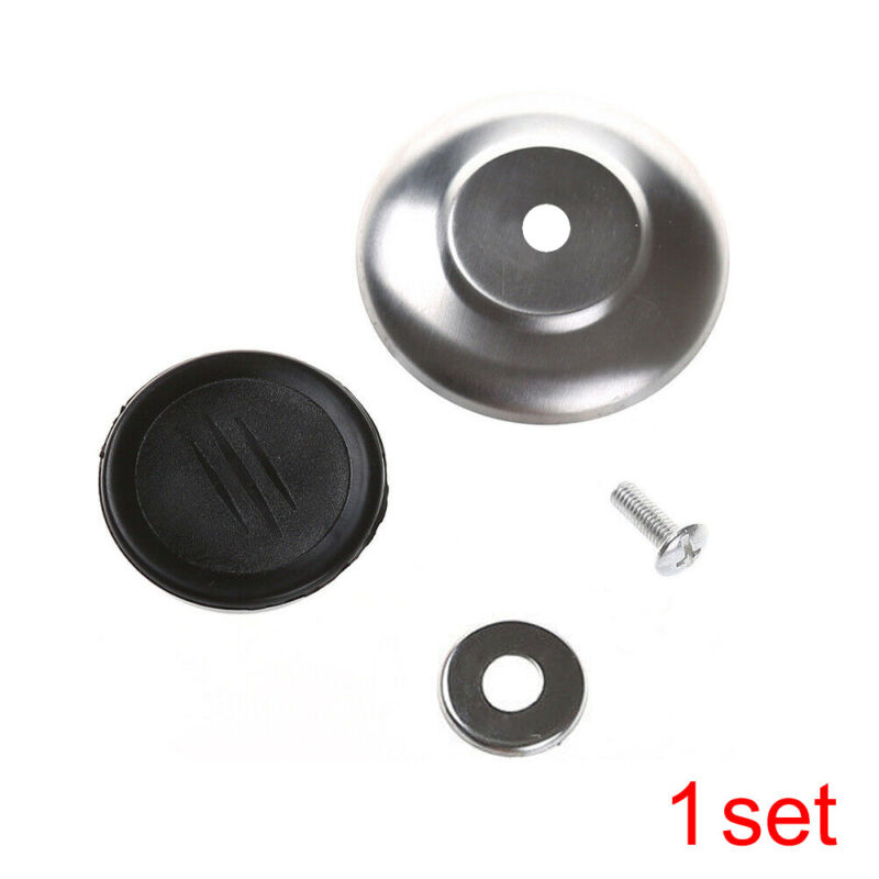 1Set Replacement Kitchen Cookware Pot Pan Lid Cover Grip Knob Handle Plastic